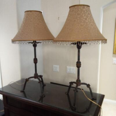 Set of Table Top Lamps