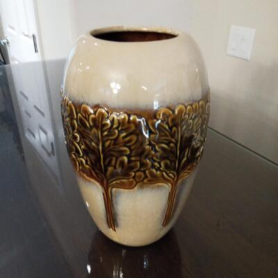 Vase with Trees on it