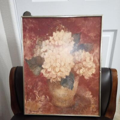 Paiting of Flowers