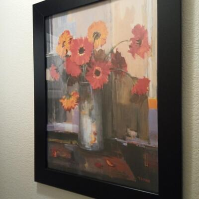 Flowers and Vase by Tomac