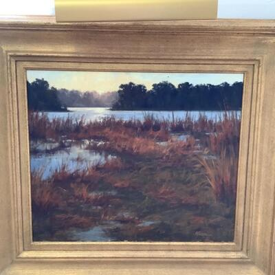 118 Original Landscape Oil Painting by Beverly Ford Evans