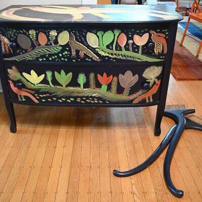 Dresser by Mose Tolliver