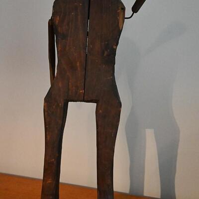 Man sculpture #1