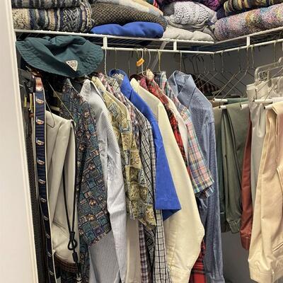 LOT#13MB: Walk-in Closets Lot