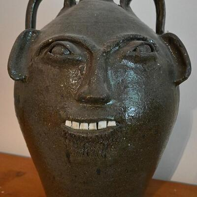 Face jar #4