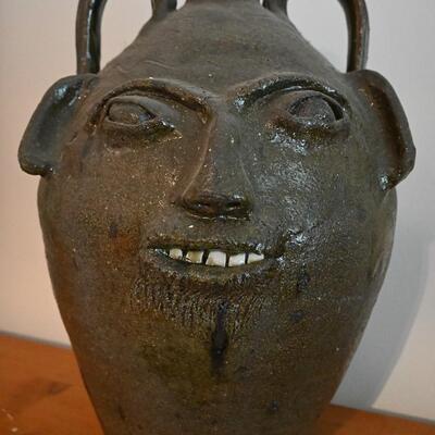 Face jar #5