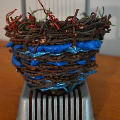 Nest sculpture #1