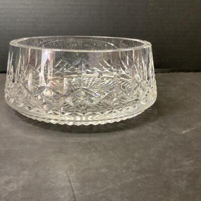 229. Beautiful Waterford Crystal Bowl