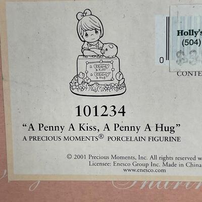 4 - A Penny A Kiss, A Penny A Hug