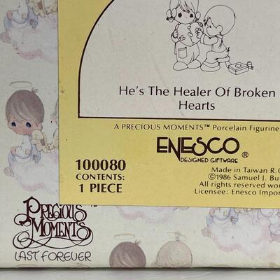 8 - The Healer Of Broken Hearts