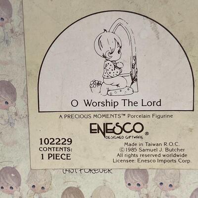 9 - O Worship The Lord