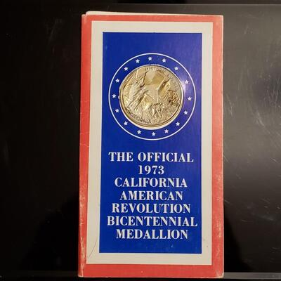 1973 bu california collectors  coin