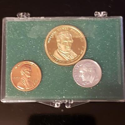 Silver dime proof coins