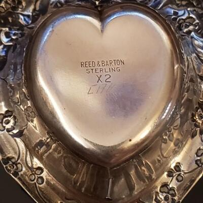1800,s Sterling silver  tray 73.7 g