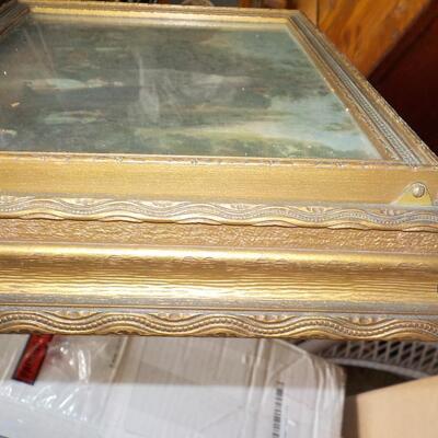 1900's jewelry case.