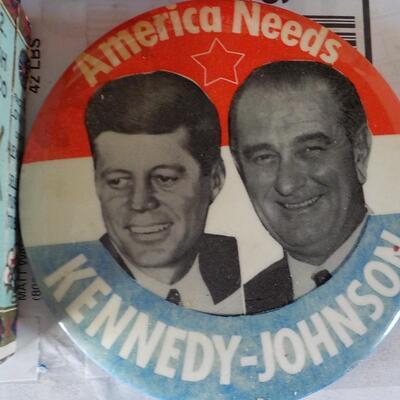 Vintage 1900's, handkerchief, tobacco , real Kennedy & Johnson.