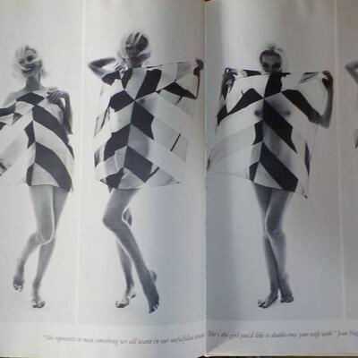 Rare 1962 edition of EROS vol. 1 of Marilyn Monroe Headline & dozens Pics.