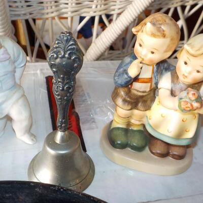3- rare and cool ceramic collector pieces.