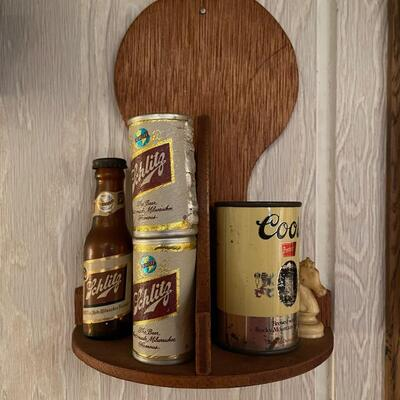 vintage beer items