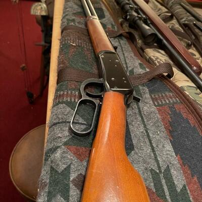 Winchester Model 94 30-30 lever action