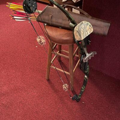 Compound bow & Arrows