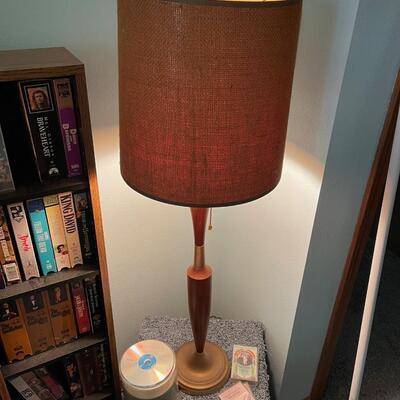 MCM table lamp