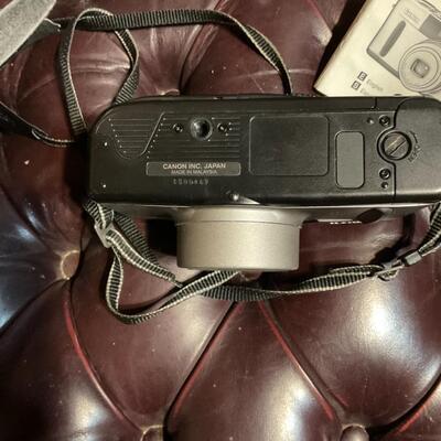 Cannon z135 camera