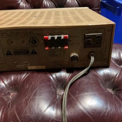 Marantz sr620 stereo receiver