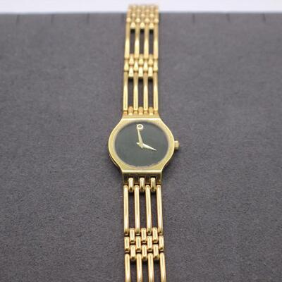 LOT#C6: Ladies Movado Watch with Extra Links