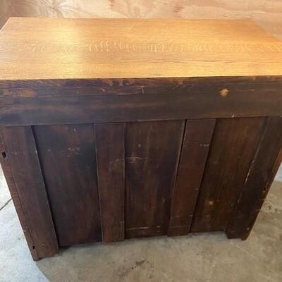 LOT#A12: Early 20th Century Server