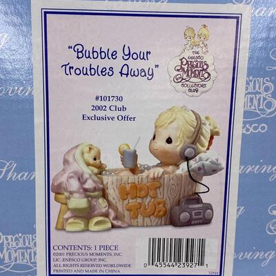 22 - Bubble your Troubles Away
