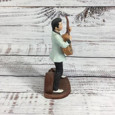 Elvis Presley Porcelain Figurine Avon