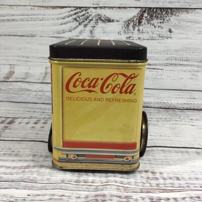Vintage Coca-Cola Tin Truck