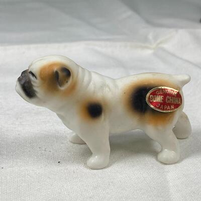 Vintage Hagen Renaker Bulldog Miniature Figurine