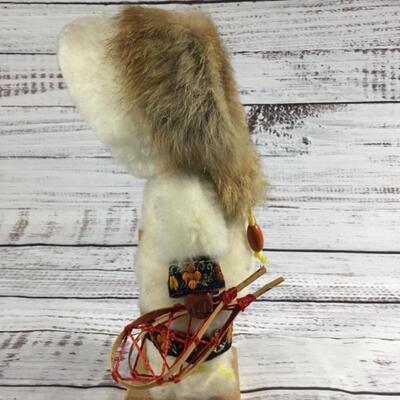 Vintage Alaskan Eskimo Native American Doll