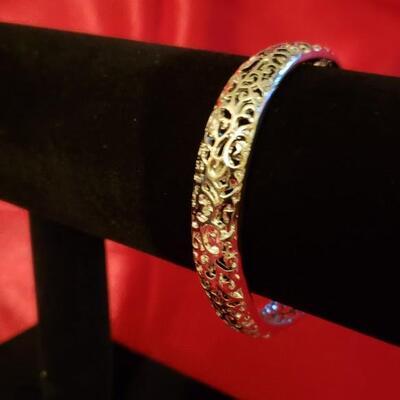 Sterling silver bracelet  20.2 g