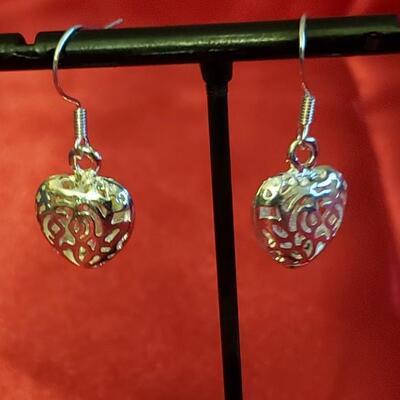 Sterling silver  earings 11.2 g