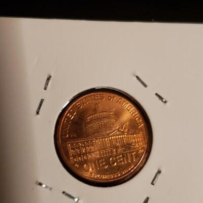 2009 Bu special mint lincon centbicentenial set