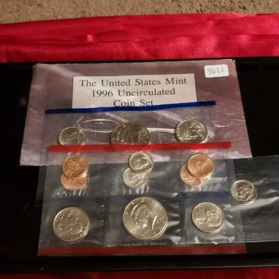 1995 Special mint Rosevelt mint set with silver collectors dime