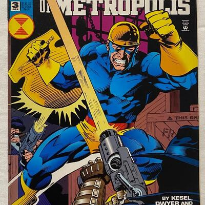 DC, Guardians of Metropolis, #3