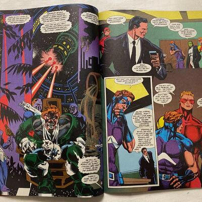 DC, New Titans, #110