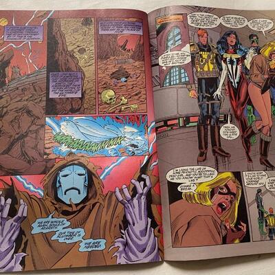 DC, New Titans, #120