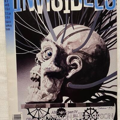 DC, The Invisibles, #8