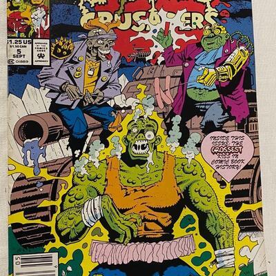 Marvel, Toxic Crusaders, #5