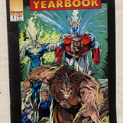 Image Comics, Youngblood, #1