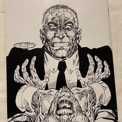 Legend, Dark Horse Comics, John Byrne's Next Men, #29