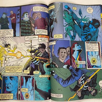 DC, Starman, #8