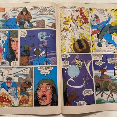 Marvel, The New Warriors, #35