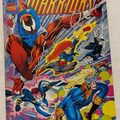 Marvel, The New Warriors, #62