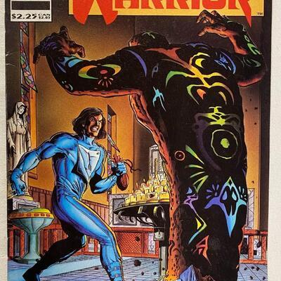 Valiant, Eternal Warrior, #17